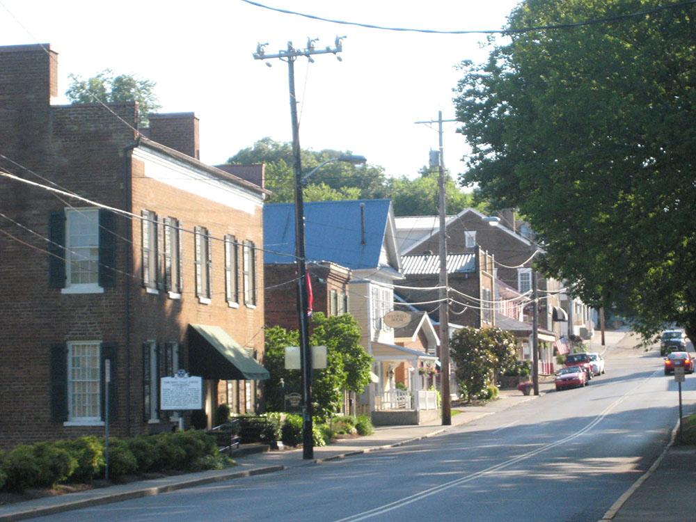 Dandridge, Tennessee
