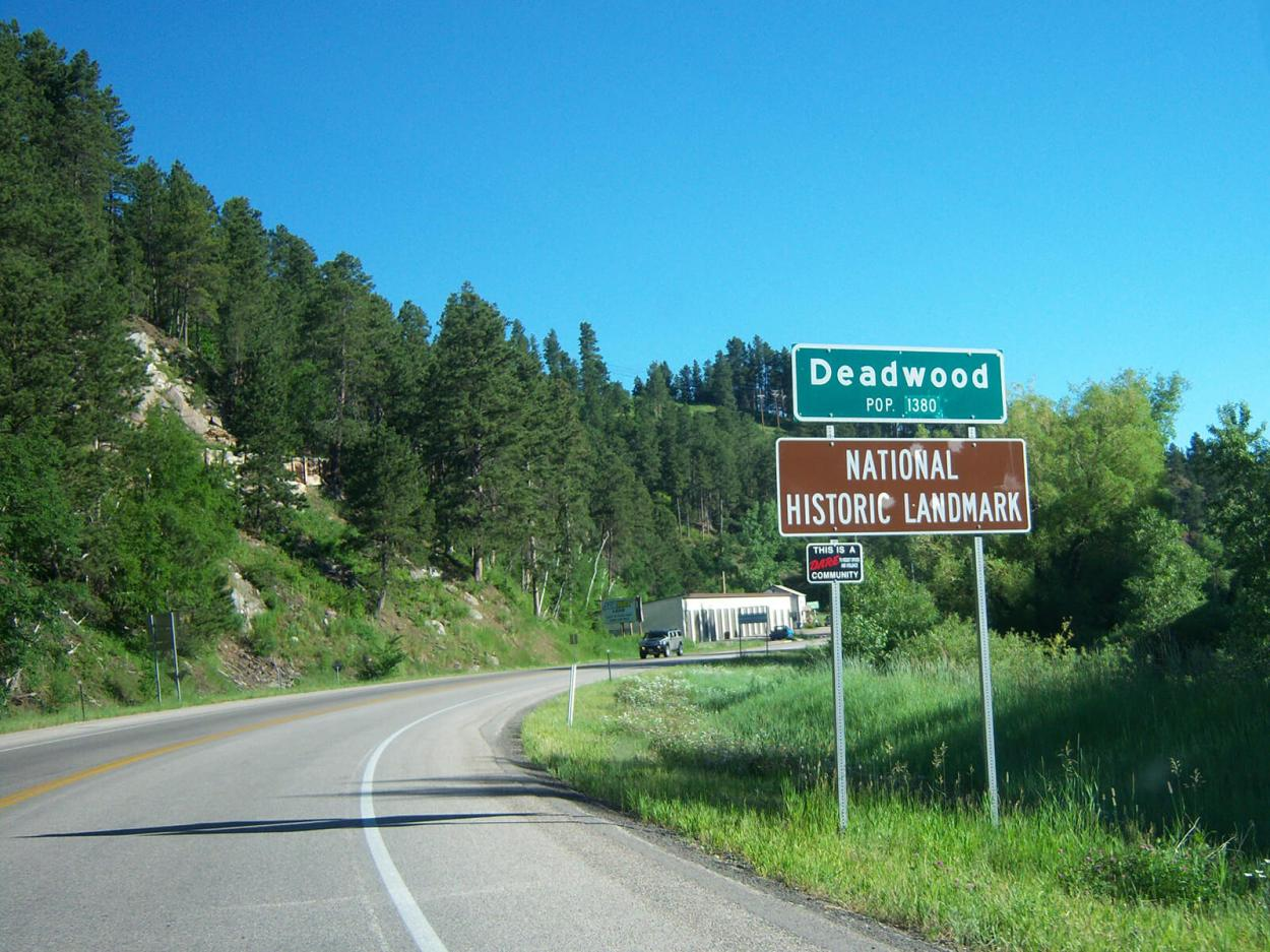 On an American road trip to Deadwood, South Dakota to experience the wild west