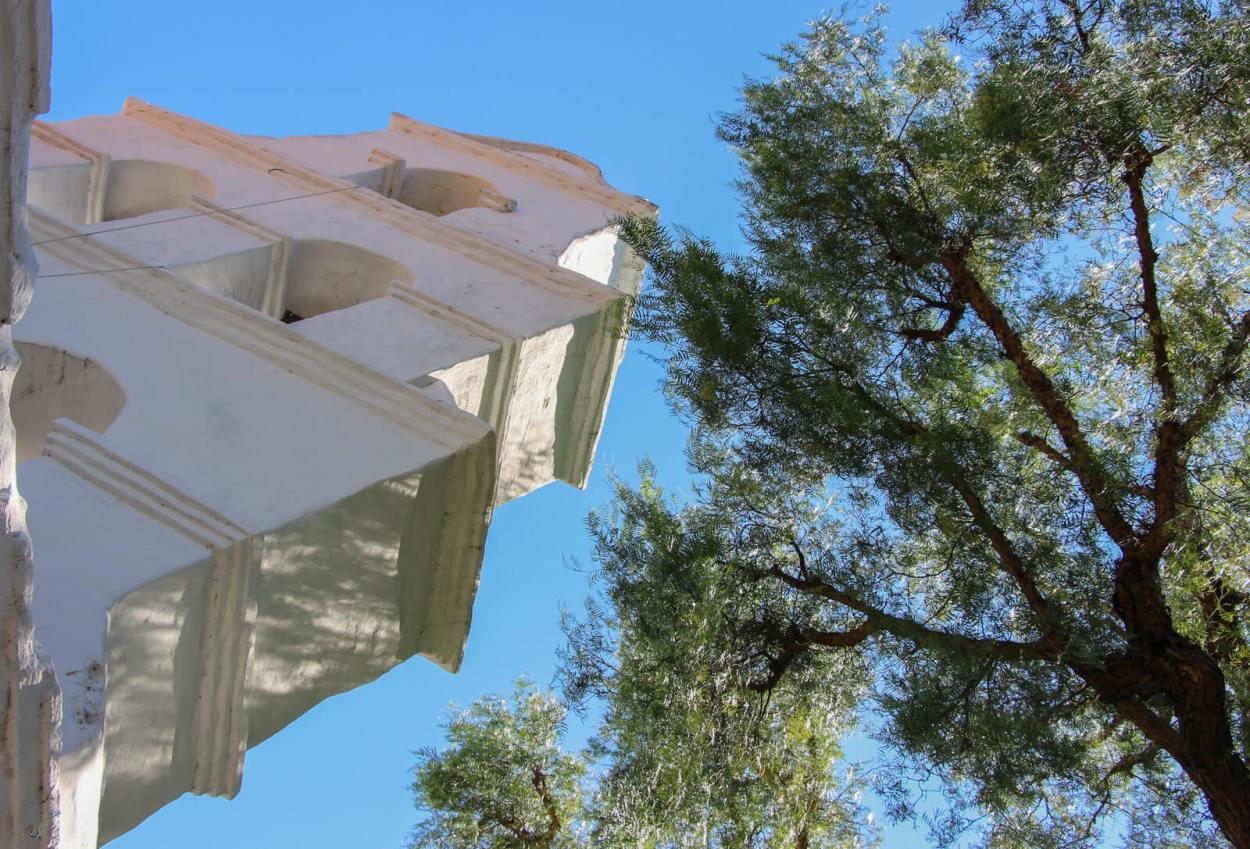 Mission San Diego de Alcala in California