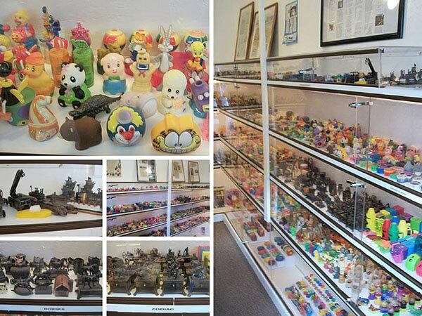 Paul A. Johnson Pencil Sharpener Museum in Logan, Ohio