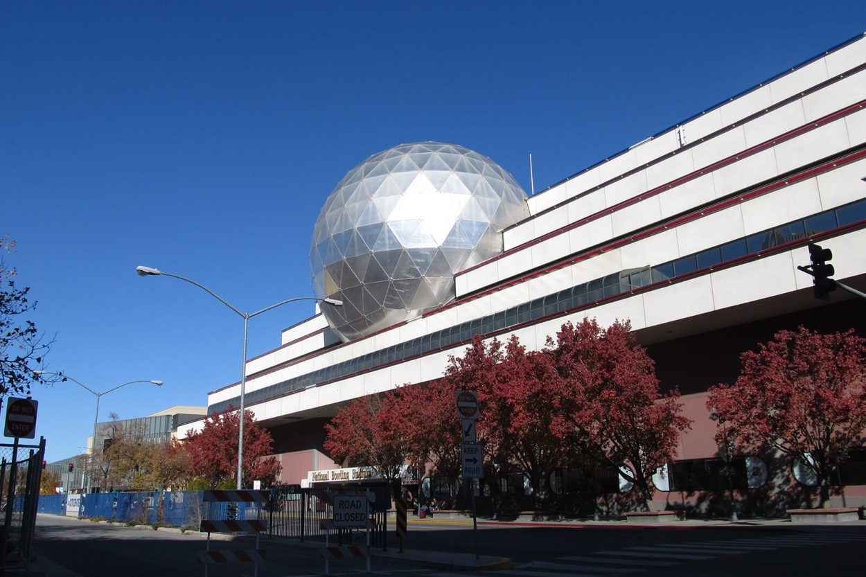 The National Bowling Stadium and Hall of Fame is one of several offbeat Reno activities