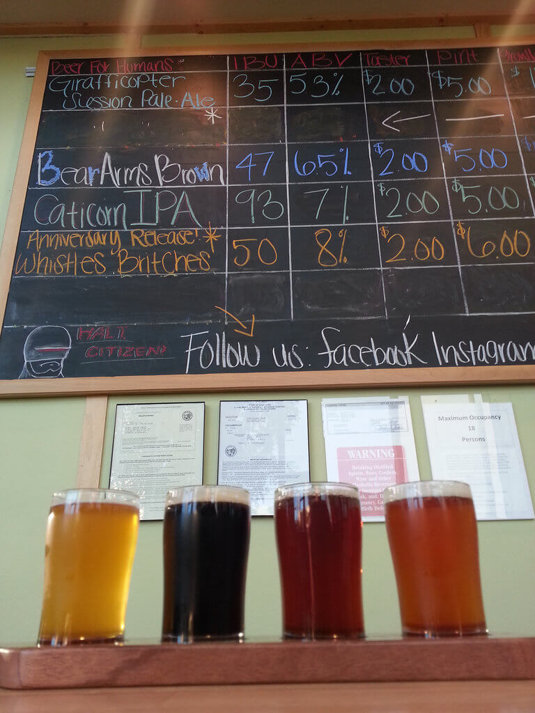 Offbeat Brewing in San Diego, California