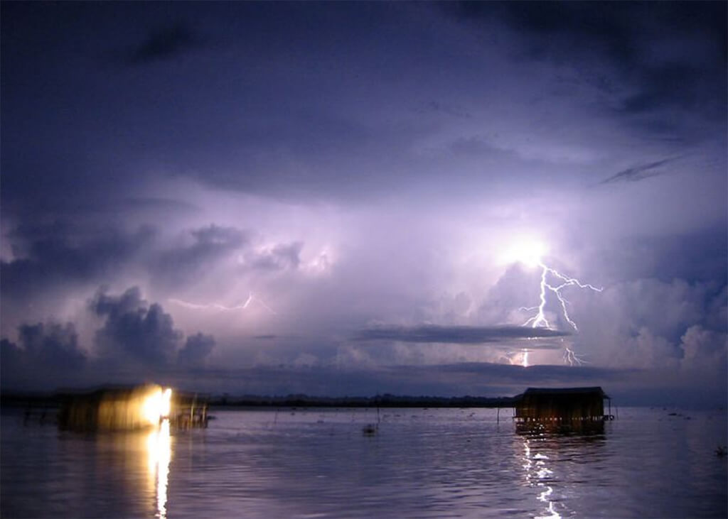 Catatumbo Lightning is a unique meteorological phenomenon and the source of over 1.2 million lightning strikes per year