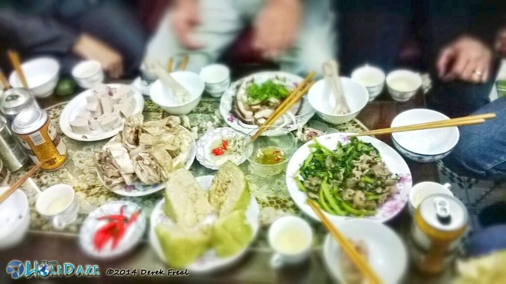 Pollution in vietnam essay