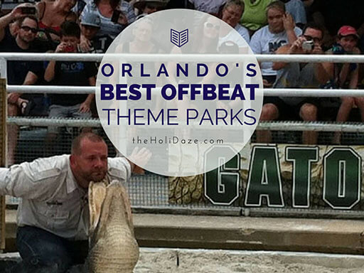 Offbeat Orlando Theme Parks and Attractions