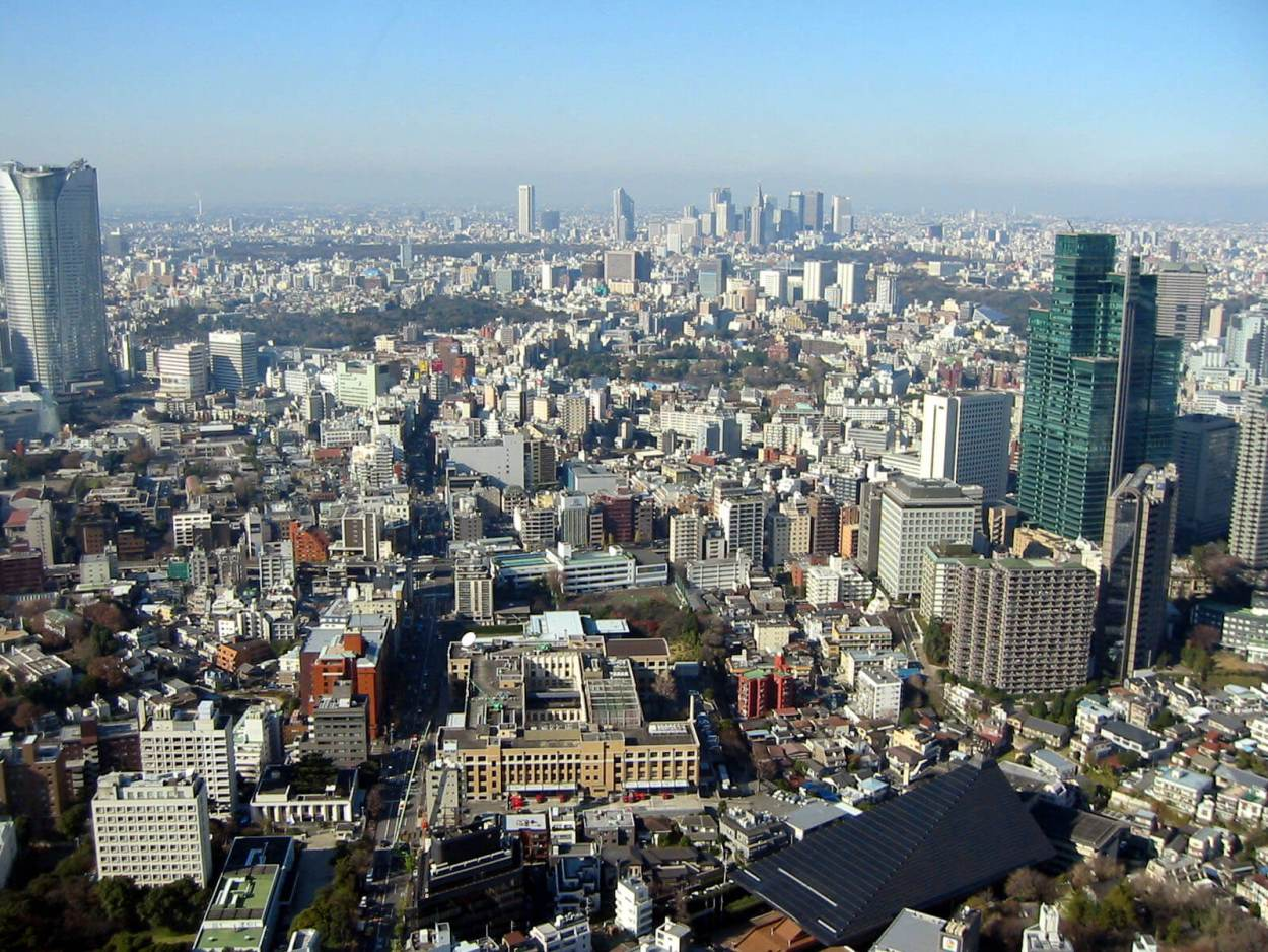 Tokyo I love you!