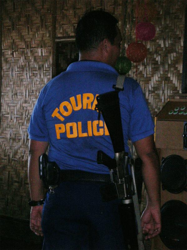 Tourist Police