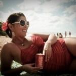 Alexandra, Beach Gidget