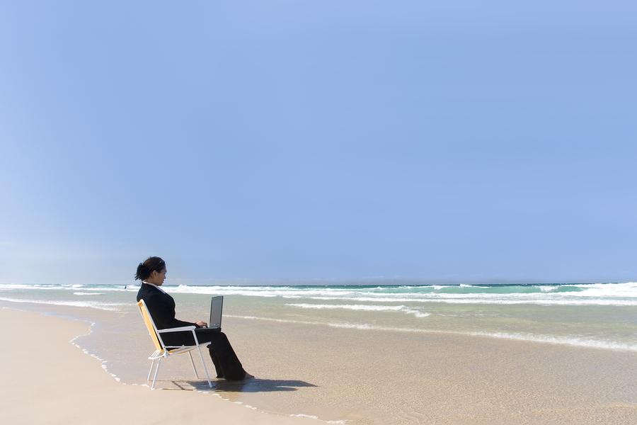 Beachside Travel Blogger