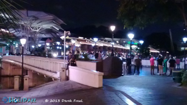 Clarke Quay Bridge