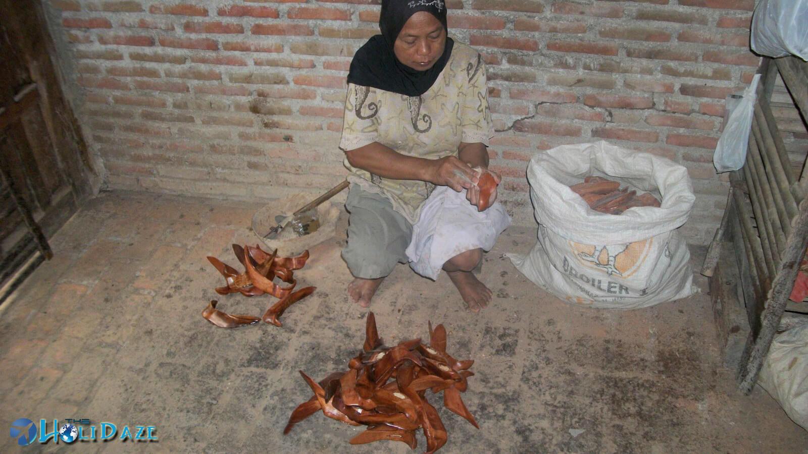 Banyu Sumurup, Indonesia, home of the keris