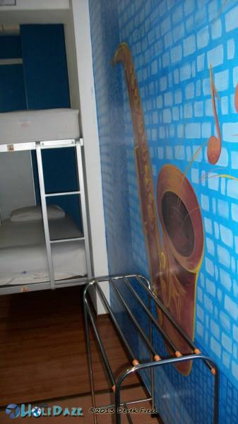 EDU Hostel Bedrooms