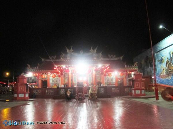 Kelenteng Hock Siu Kiong in Siak