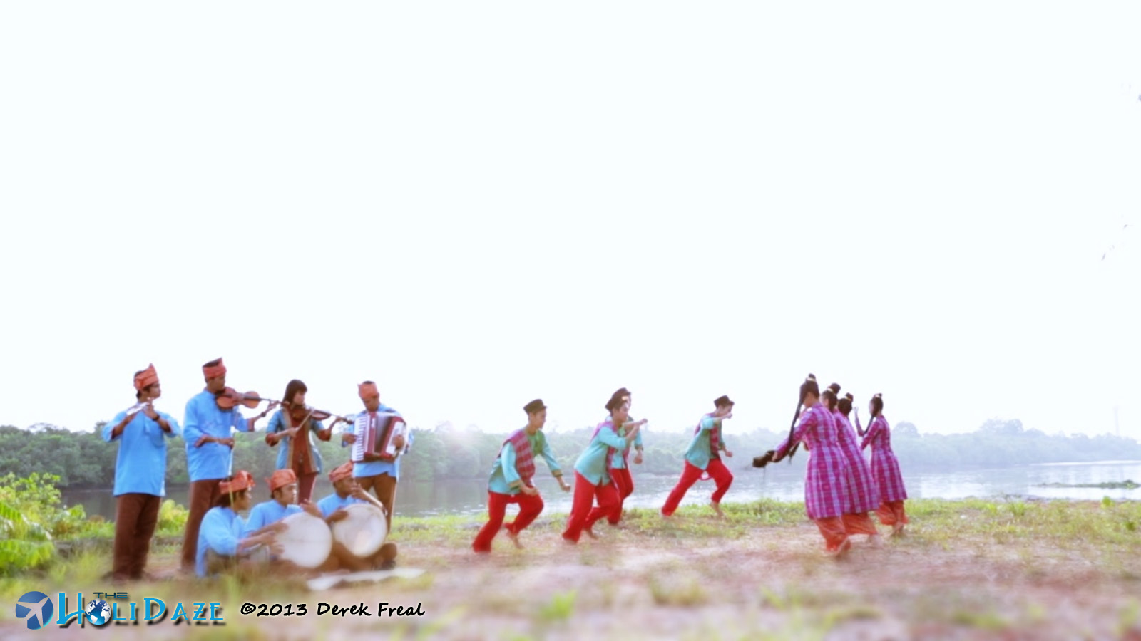 Traditional Siak Dance