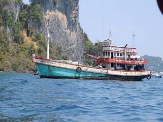 Visiting Ko Phi Phi, Thailand