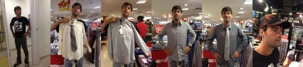 Wardrobe Shopping In Jogja