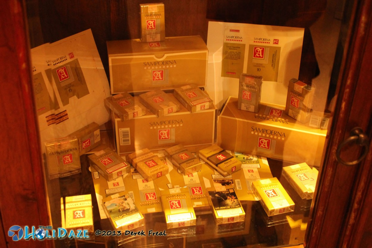 House Of Sampoerna Cigarettes