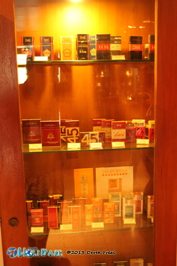 House Of Sampoerna Cigarettes