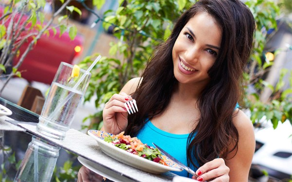 Romance On The Road: Look For Women Eating Alone