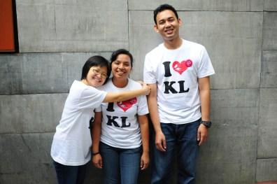 Staff At Back Home Hostel, Kuala Lumpur, Malaysia