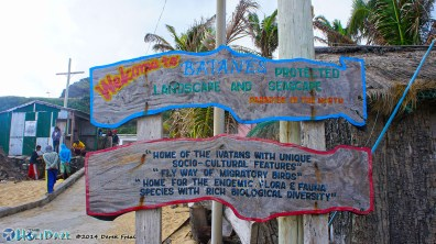 Sabtang Island Welcome Sign