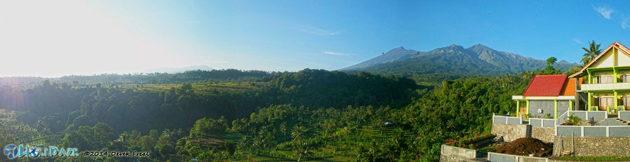 Perfect Locations: Lombok Island Panorama