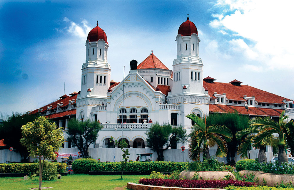 The Tour de Horror: Lawang Sewu di Semarang
