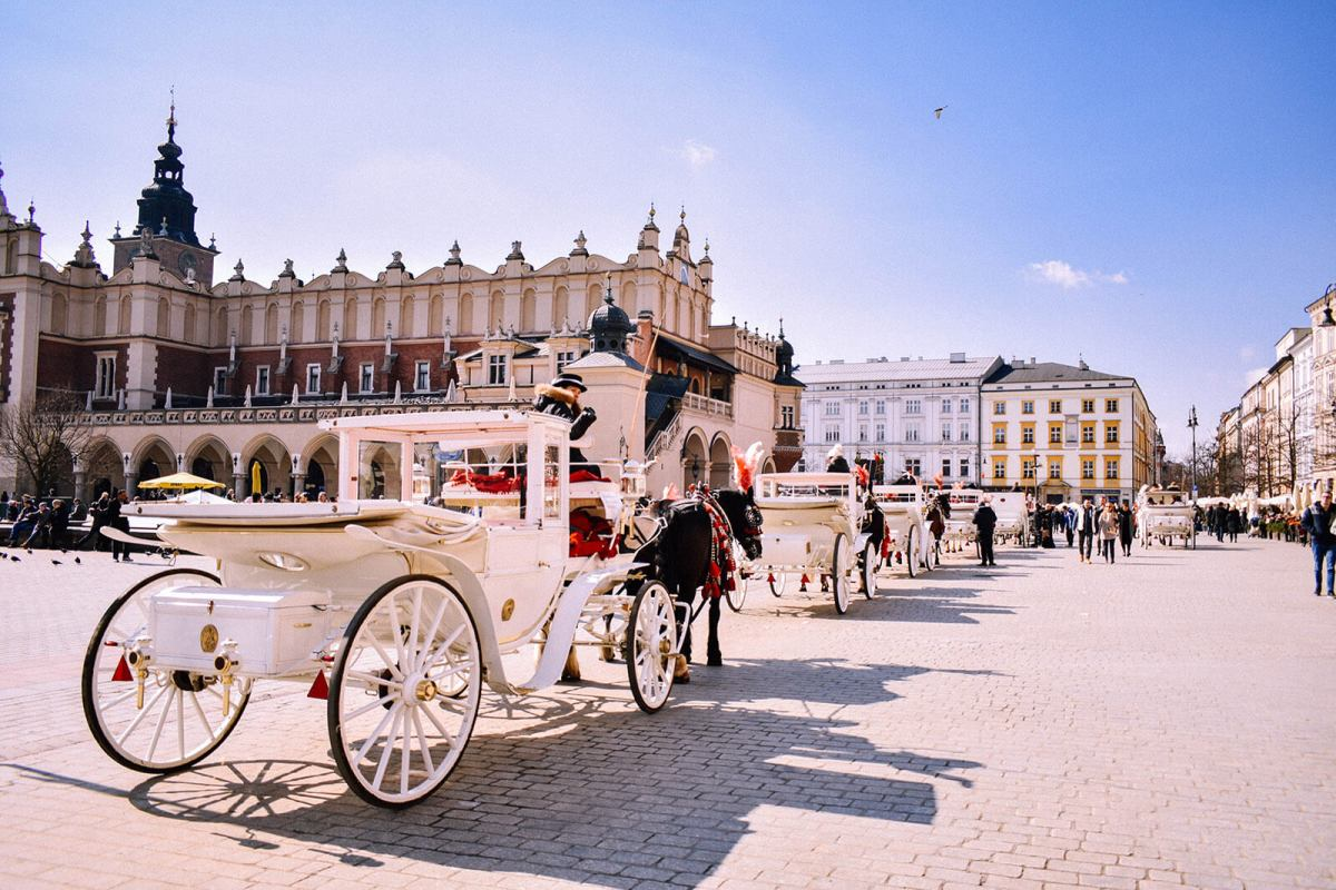 Top 5 Krakow Attractions & Things To Do