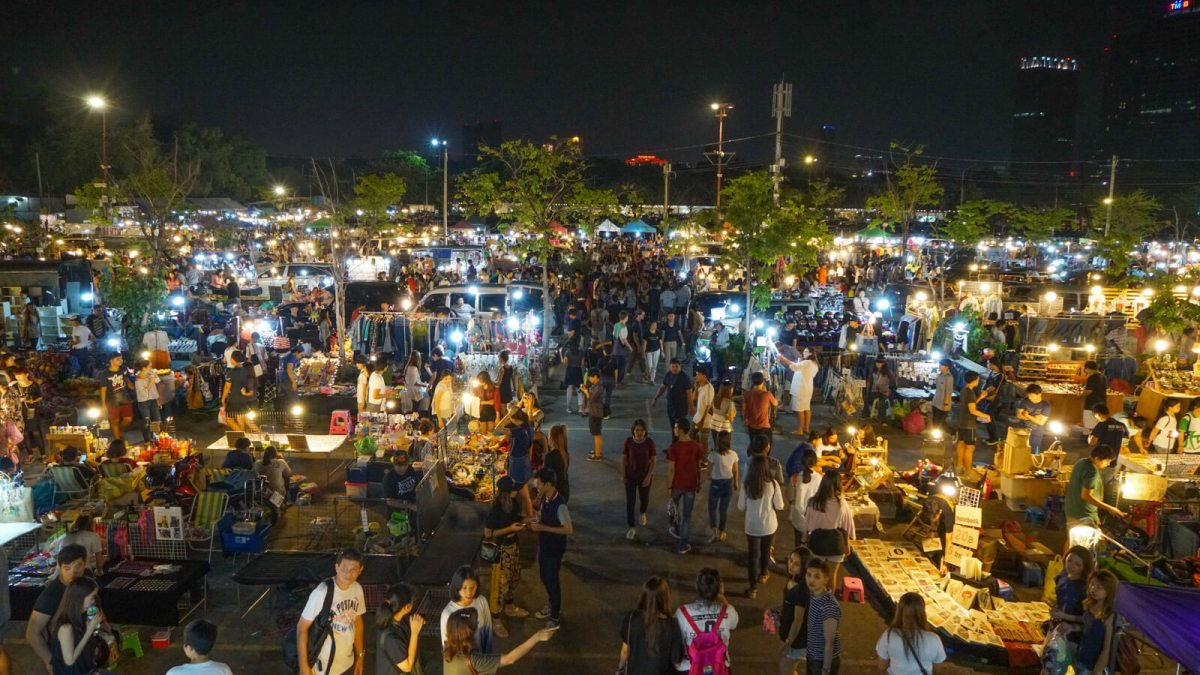 JJ Green: Thailand's Cool, Quirky & Offbeat Night Market