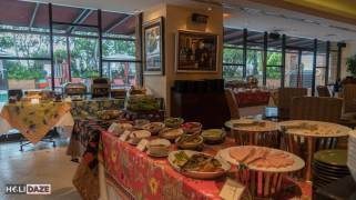 Buffet Breakfast at Ascott Sathorn in Bangkok