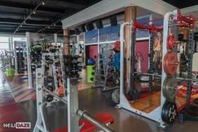 Gym at Ascott Sathorn in Bangkok