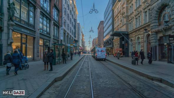 Helsinki street photography
