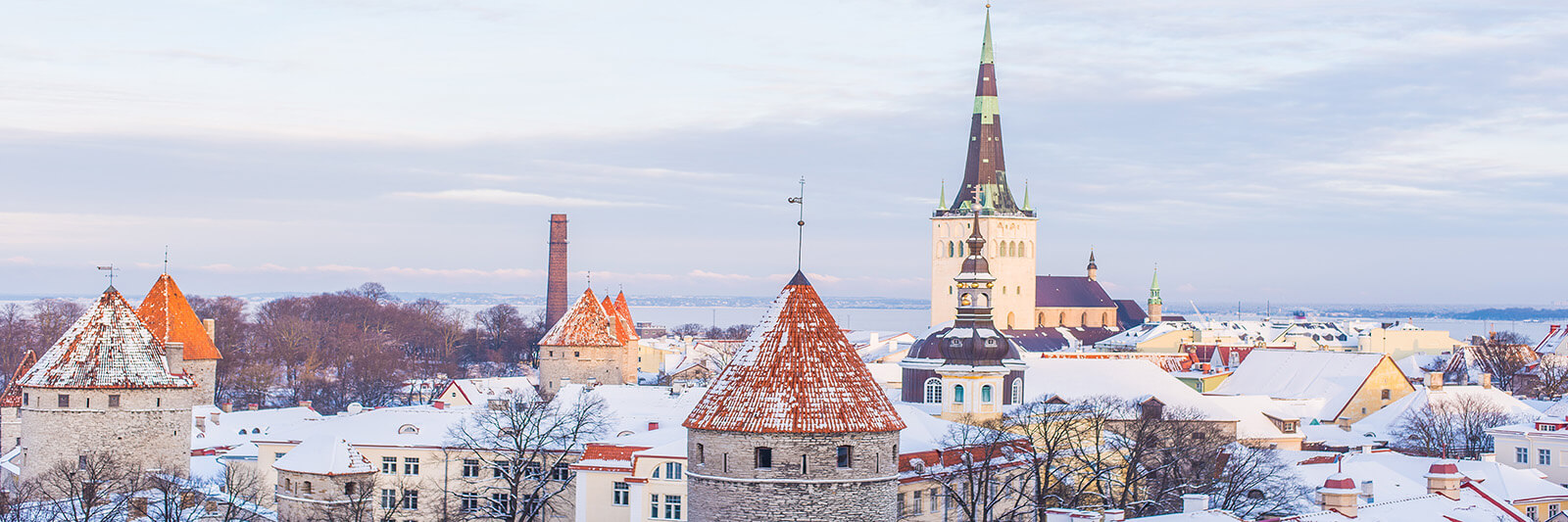 Did you know that the entire Old Town of Tallinn in Estonia is a UNESCO World Heritage Site