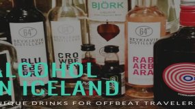 Unique Types Of Alcohol Only Found In Iceland