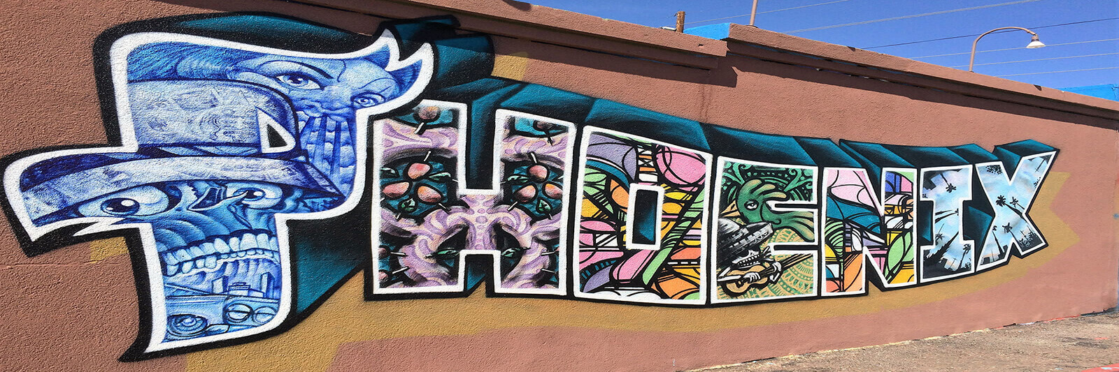 Street Art in Phoenix, Arizona