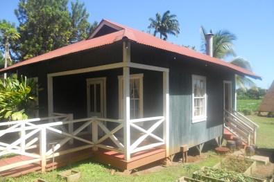 The Korean House at Hawaii Plantation Village