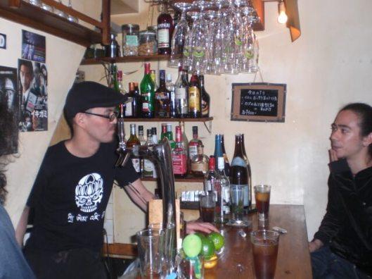 Nonbei Yokocho, Shibuya ward, Tokyo, Japan -- home to the world's smallest bars