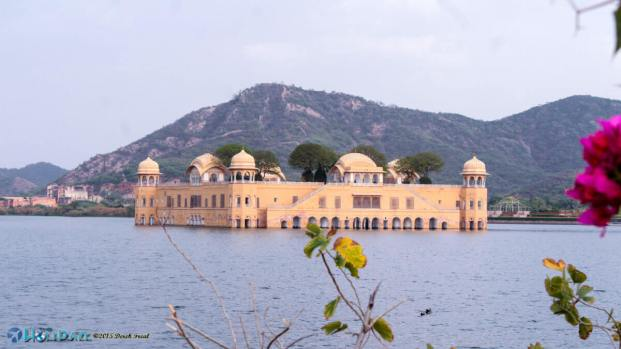 The Water Palace in Jaipur, India