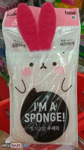Korean Sponge