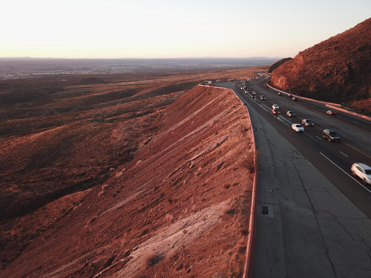 Trans Mountain Road, El Paso, Texas