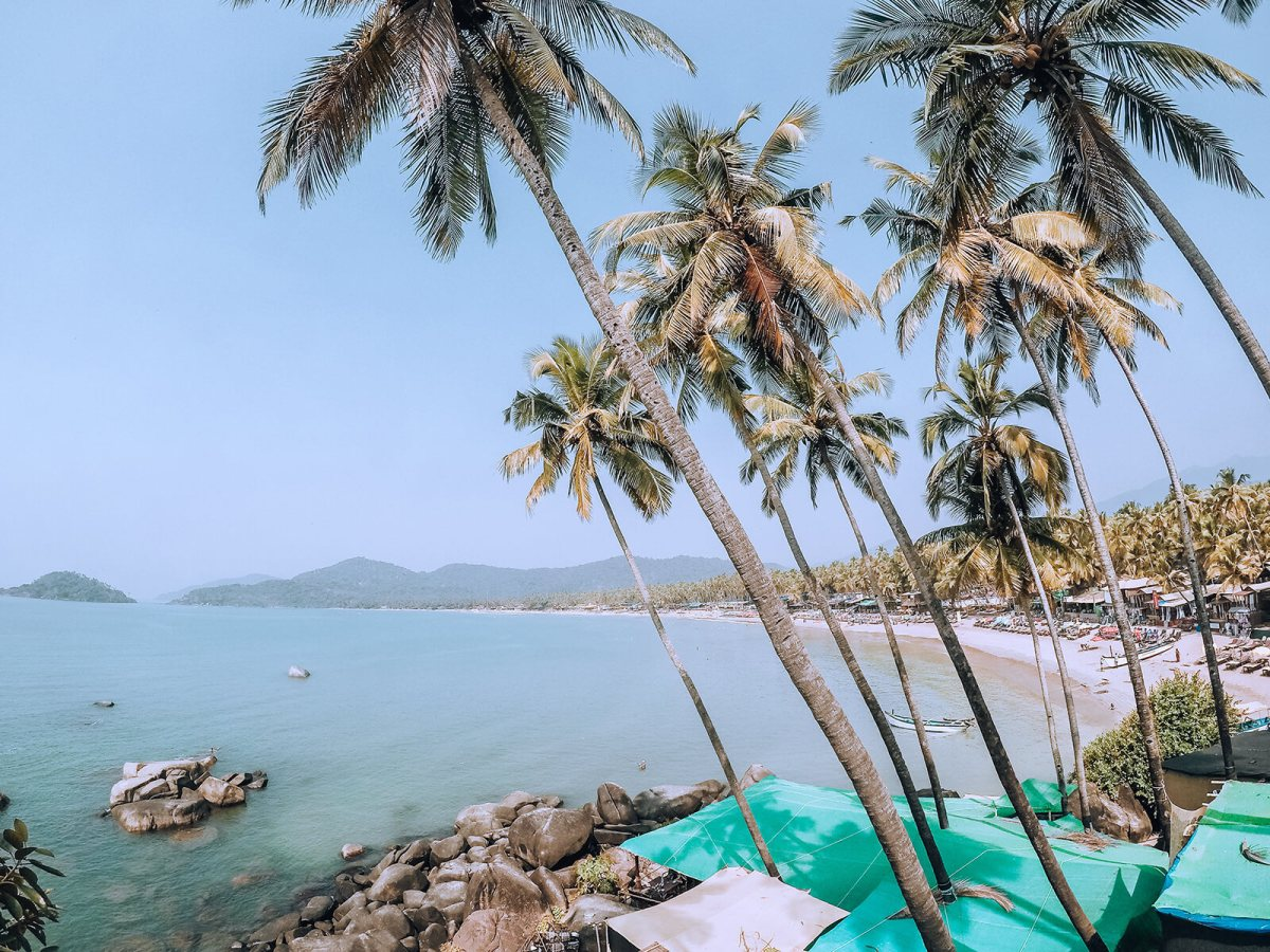 Let the beaches of Goa sooth your soul