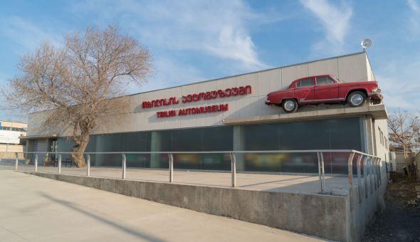 Exploring Tbilisi Auto Museum