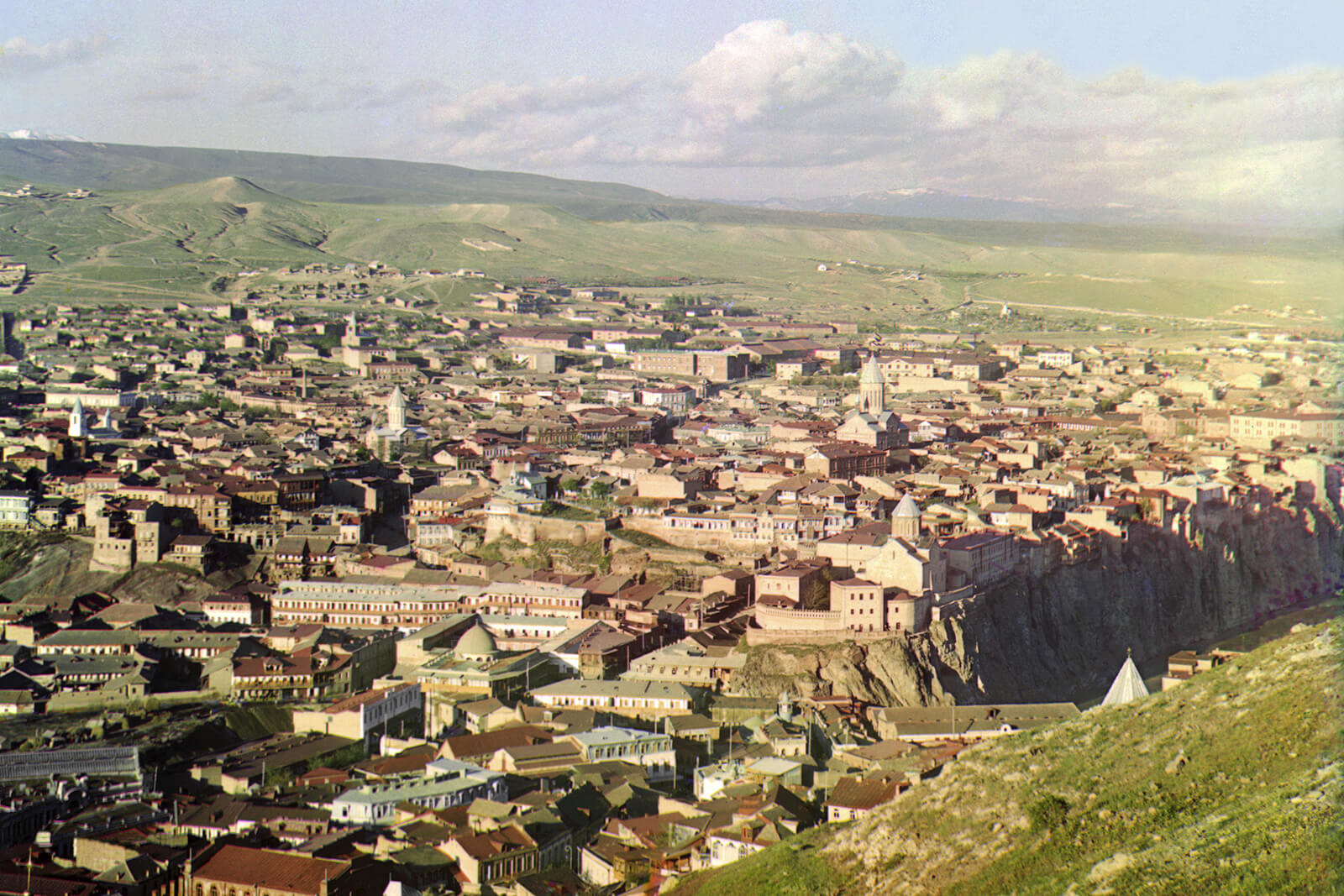 Tbilisi in the early 1900's