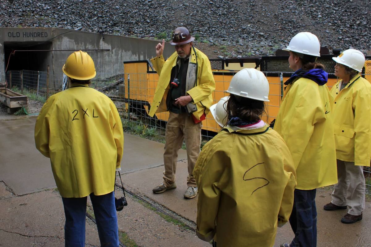 The Old Hundred Gold Mine Tour in Silverton is one of the many unique things to do in Colorado