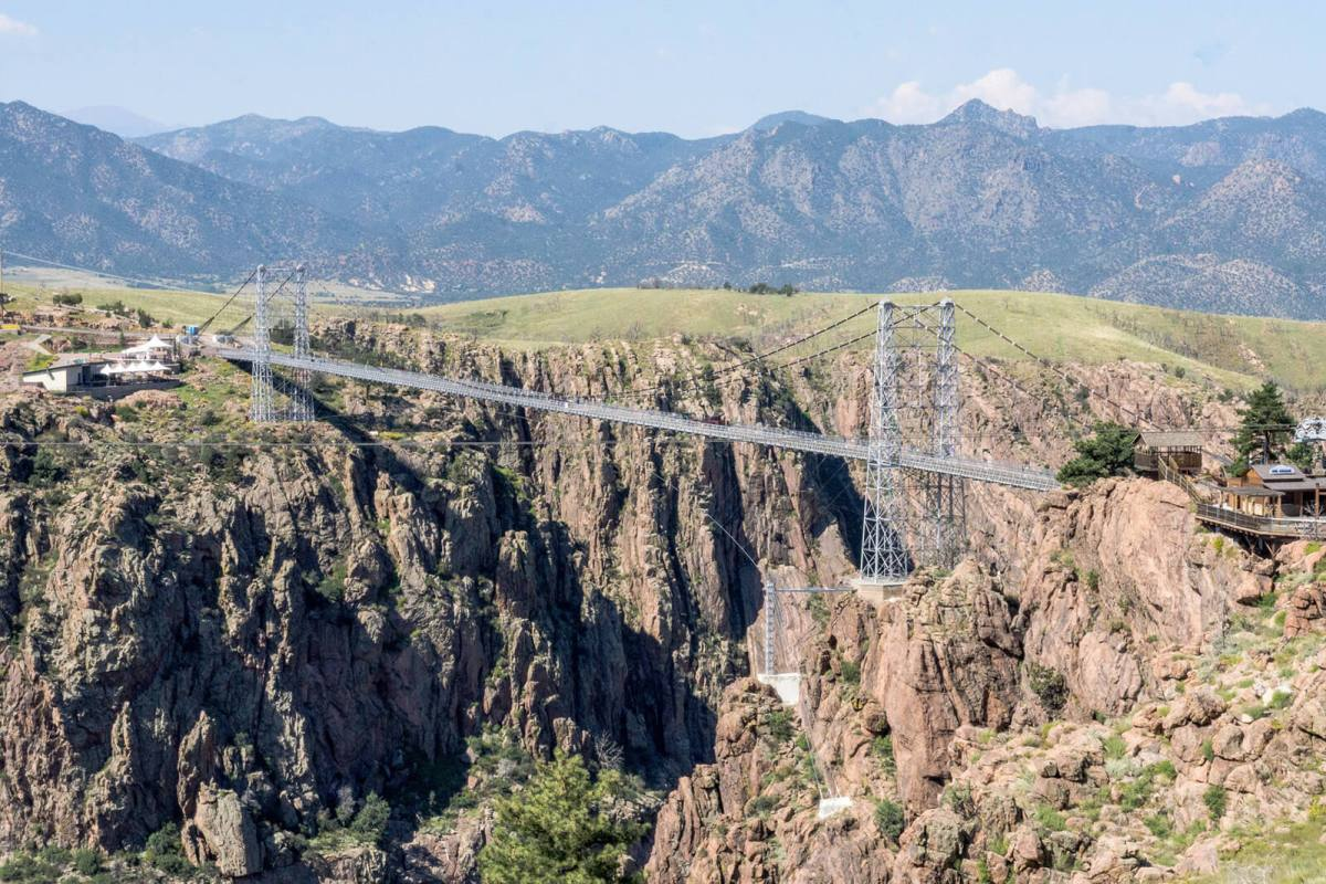 Royal Gorge Bridge & Park is one of the most beautiful destinations in Colorado and an absolute must-visit