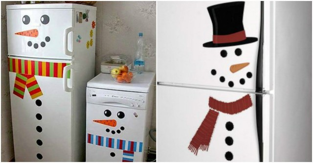 DIY Christmas Decor For The Kitchen
