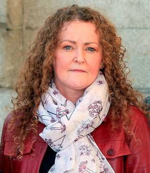 """Fiona Kirby, the Irish nurse and mother bringing a complaint against Ireland's High Court for the """"horrendous adverse affects"""" of the HPV vaccine Gardasil on her 11 year old daughter who is now permanently disabled after receiving two out of three doses of the vaccine"""