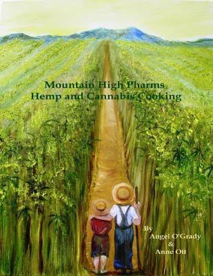 hemp and cannabis cooking