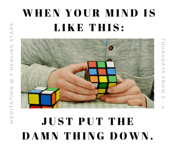 Is your mind like a Rubik's cube?