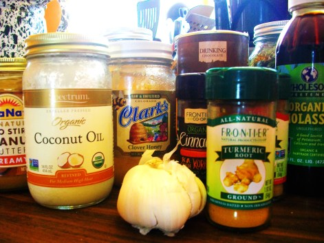 You don't need to spend hundreds of dollars on a fancy cleanse-in-a-box, most of what you need is already in the pantry